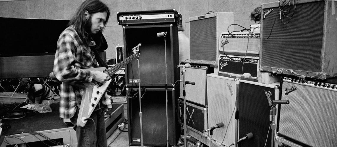 Neil Young Abre Gratuitamente o Archives Durante o Natal