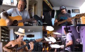 Metallica-tocando-Alice-in-Chains