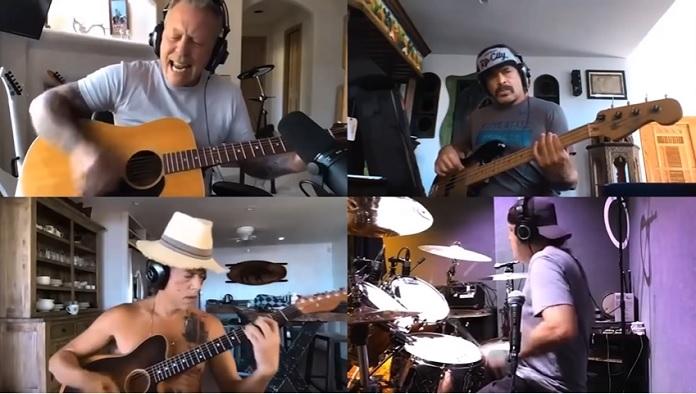 "Versão De ""Would?"" Dos Alice In Chains Pelos Metallica"