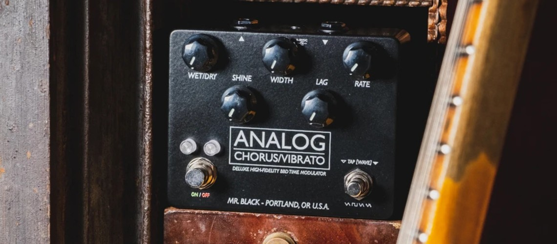 Mr. Black, Analog Chorus/Vibrato Deluxe