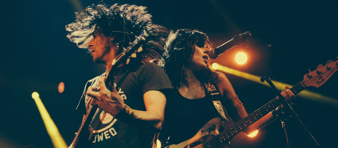 Novo disco dos The Last Internationale apresentado num concerto em streaming