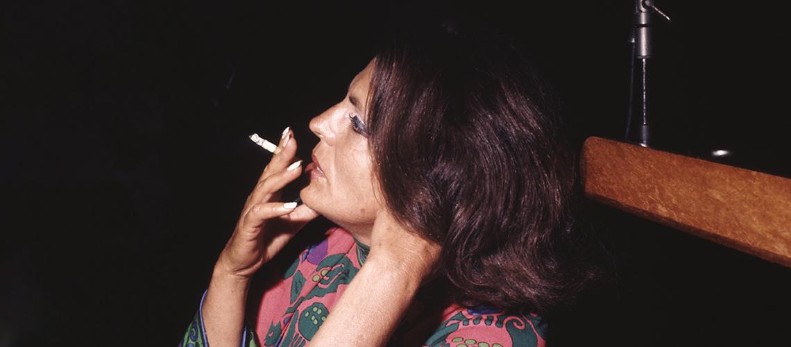 """""""ensaios"""": disco duplo com temas inéditos de Amália Rodrigues"""
