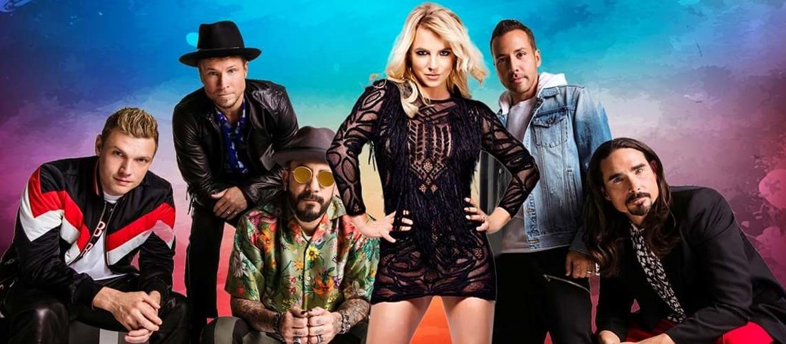 """Britney Spears E Backstreet Boys Juntos Em """"Matches"""""""