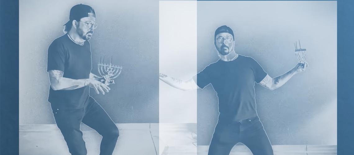 """""""The Hanukkah Sessions"""": Mais Quatro Temas De Dave Grohl E Greg Kurstin Para Ouvir Aqui"""