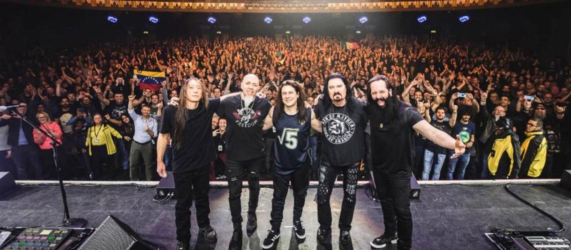 Mike Mangini Admite Que Nunca Será Totalmente Consensual nos Dream Theater