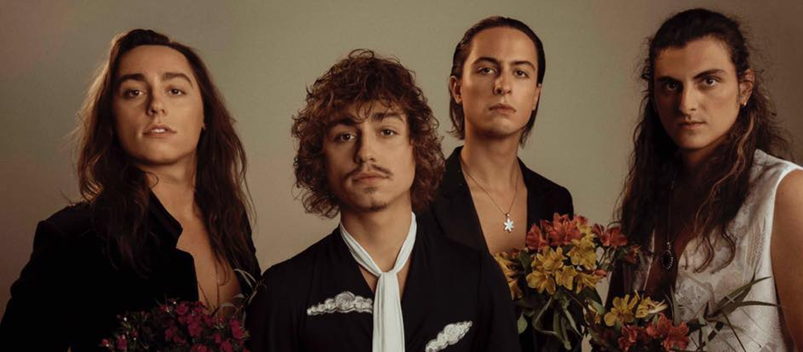 "Greta Van Fleet Partilham Novo Single: ""Broken Bells"""