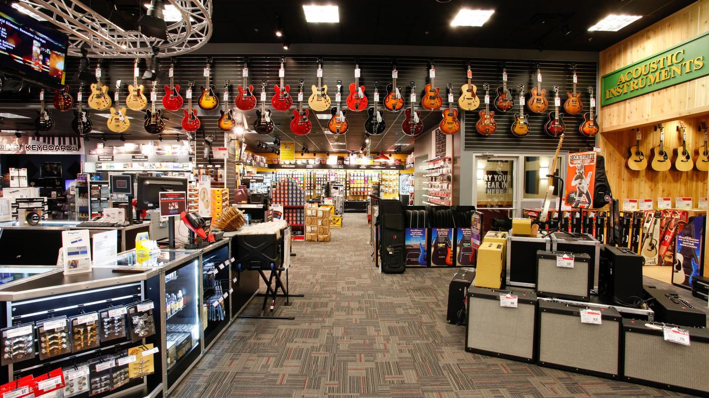 Guitar Center, Credores Contra Planos de Falência