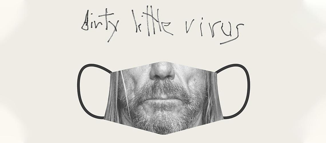 """""""Dirty Little Virus"""", a canção de Iggy Pop sobre Covid-19"""