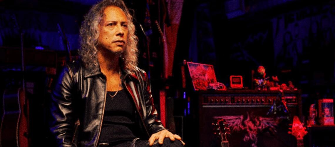 Icons: Kirk Hammett em Entrevista [Vídeo]