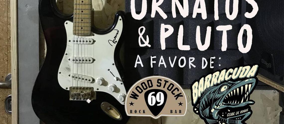 Manel Cruz vai leiloar guitarra para ajudar os clubs Barracuda e woodstock69