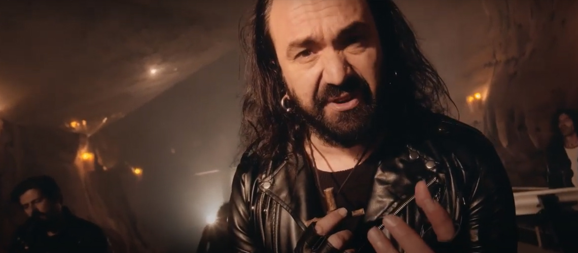 "Ouve ""Common Prayers"", a nova música dos Moonspell"