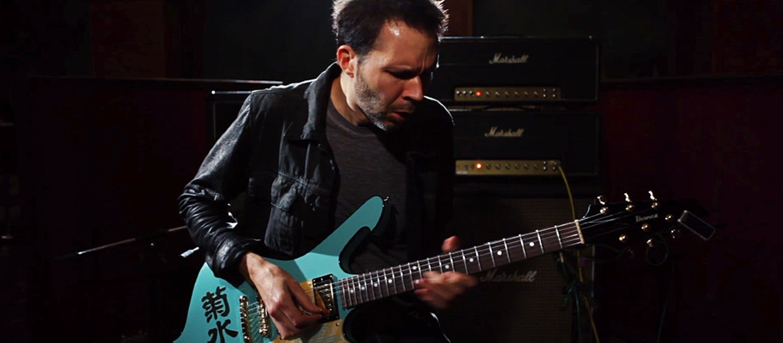 Paul Gilbert Anuncia Novo Álbum e Partilha o Primeiro Single