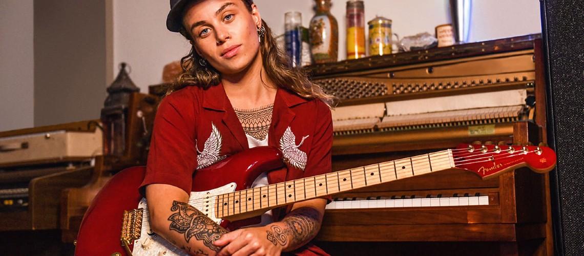 Fender Tash Sultana Stratocaster