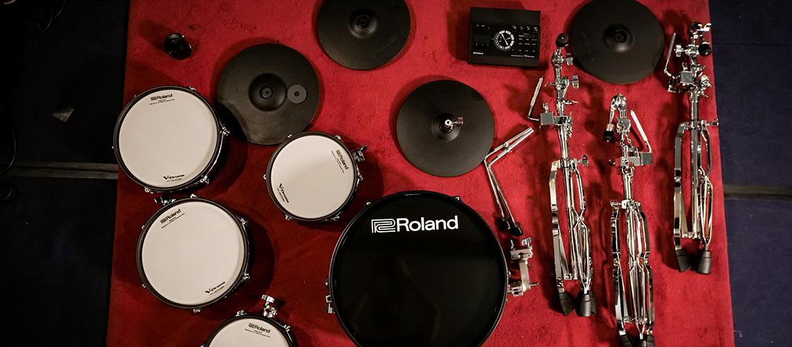 Roland VAD-306 V-Drums Acoustic Design Kit: Diversão Sem Limites [Teste em Vídeo]