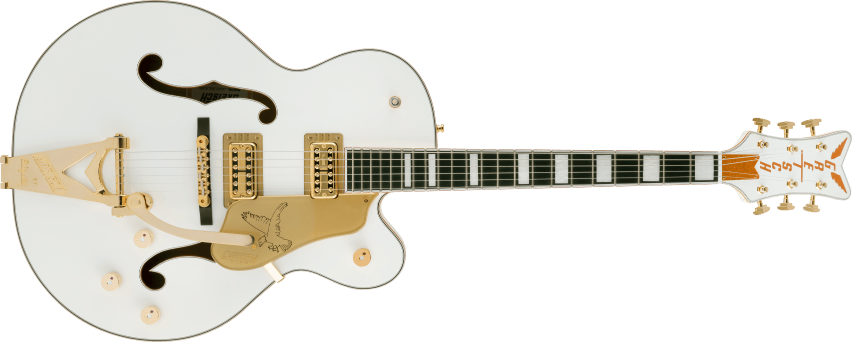 Gretsch Revela Falcon de Assinatura de Michael Guy Chislett