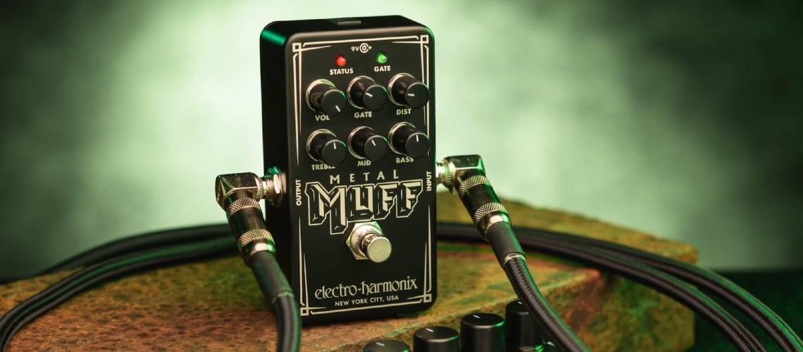 Electro-Harmonix Metal Muff Nano