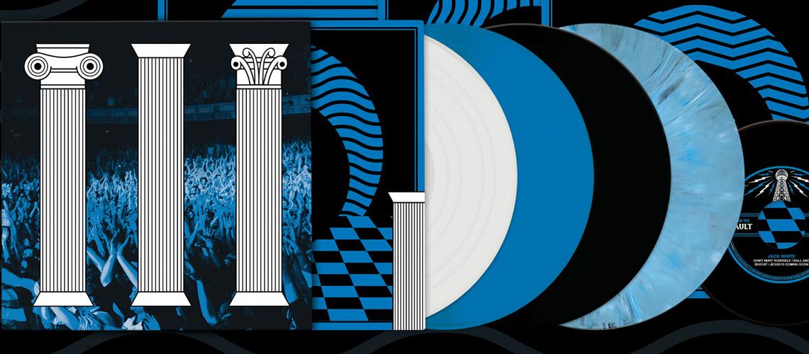 Jack White Anuncia Novo Álbum ao Vivo