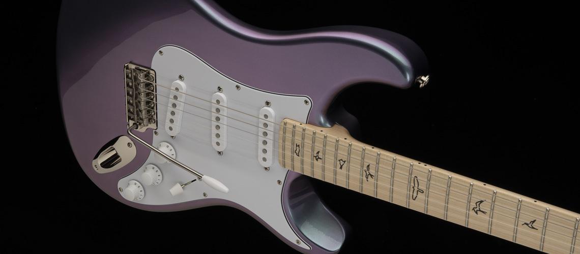 Silver Sky Limited: PRS Anuncia Edição Limitada do Modelo de Assinatura de John Mayer