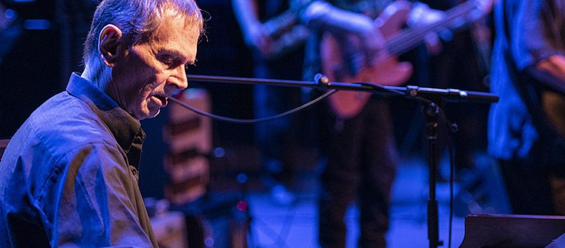 R.I.P. Michael Fonfara [Lou Reed]