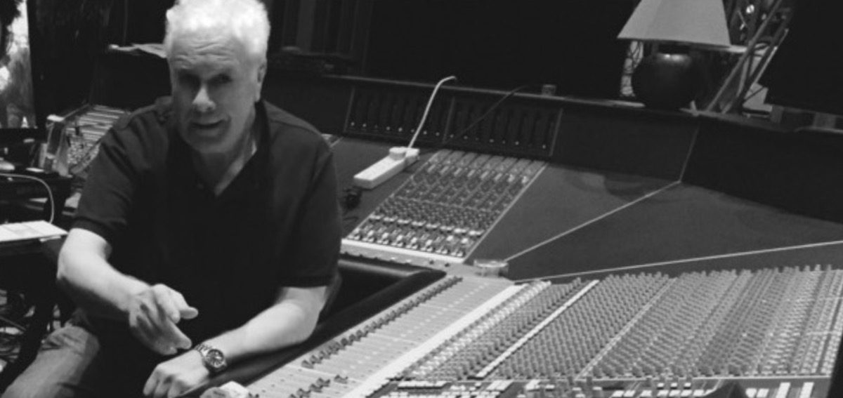 R.I.P. Steve Brown [Produtor dos The Cult]