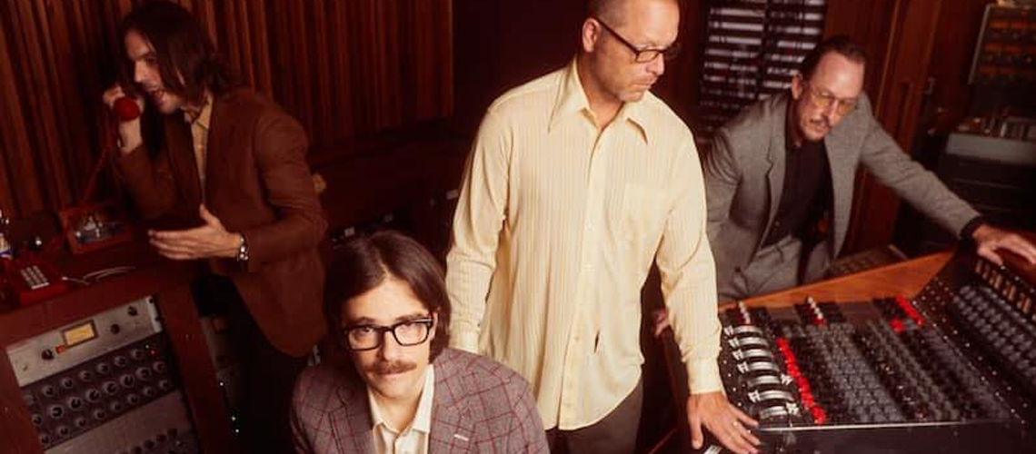 "Weezer Editam ""Ok Human"" [Streaming]"