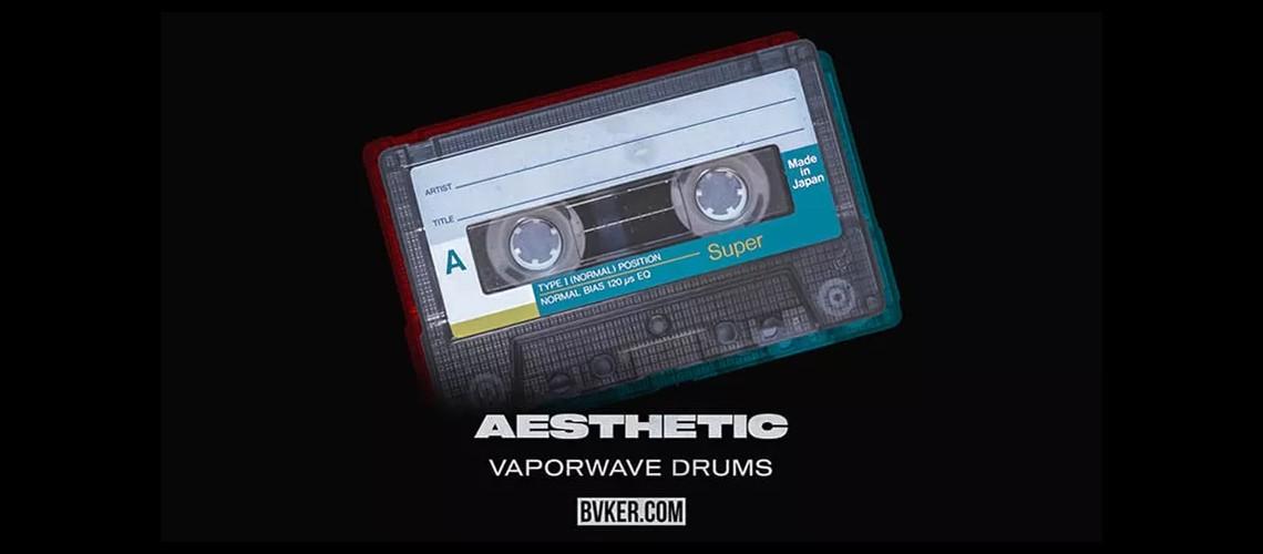 Bvker Oferece Colecção de Samples com Estética dos 80's