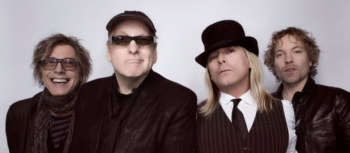 Cheap Trick Anunciam 20º Álbum e Mostram Primeiro Single
