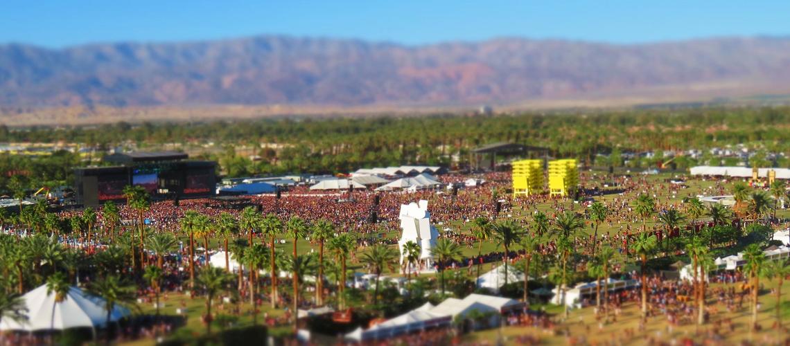 Em 2021 não vai haver Coachella