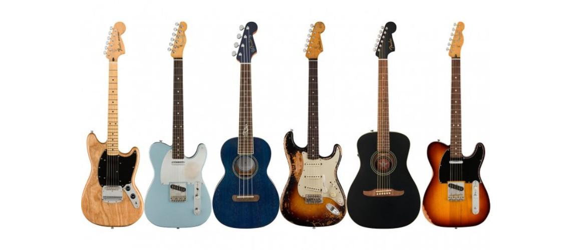 Fender, A Espetacular Réplica da '59 Strat de Mike McCready