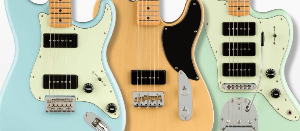 Fender Noventa Series, Um Clássico Instantâneo