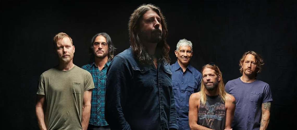 """No Son Of Mine"": 2021 começa com nova música dos Foo Fighters"