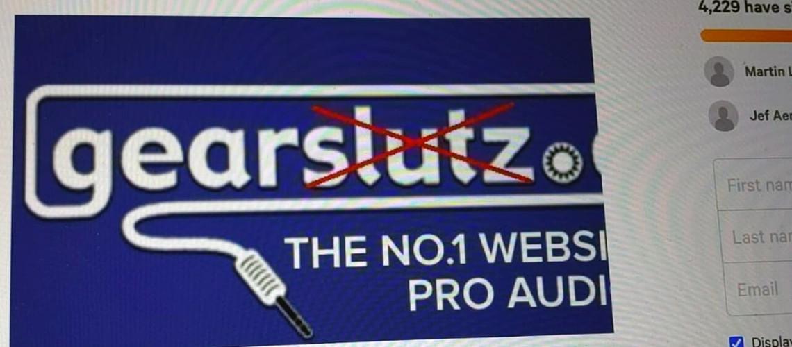 Gearslutz Anuncia Mudança Para Nome Mais Inclusivo