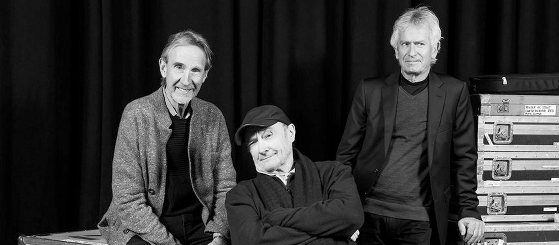 """The Last Domino? Tour"": Genesis Reagendam Digressão De Reunião"