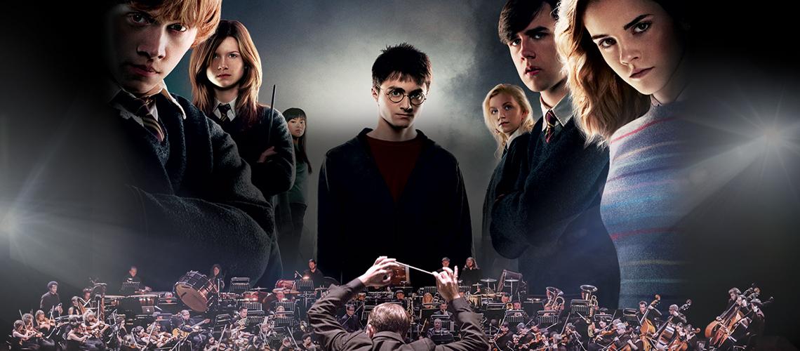Filme-Concerto Harry Potter E A Ordem Da Fénix Com Nova Data