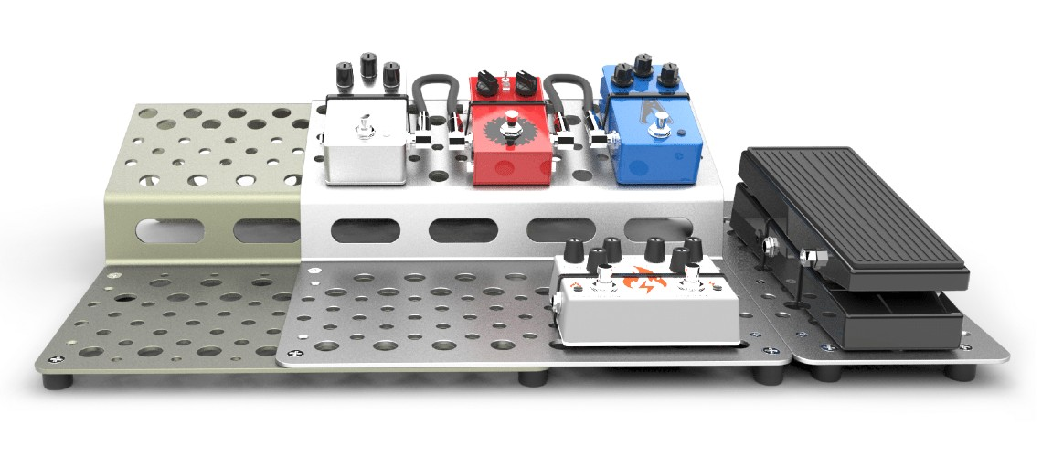 Holeyboard, A Pedalboard Definitiva