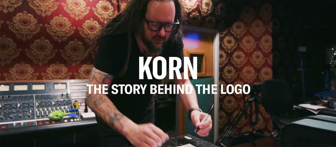Jonathan Davis Recria Momento em Que Inventou o Logo dos Korn