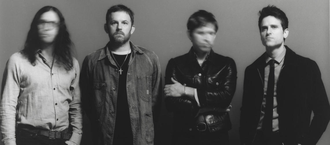 Kings Of Leon Anunciam Novo Álbum e Mostram Novos Singles