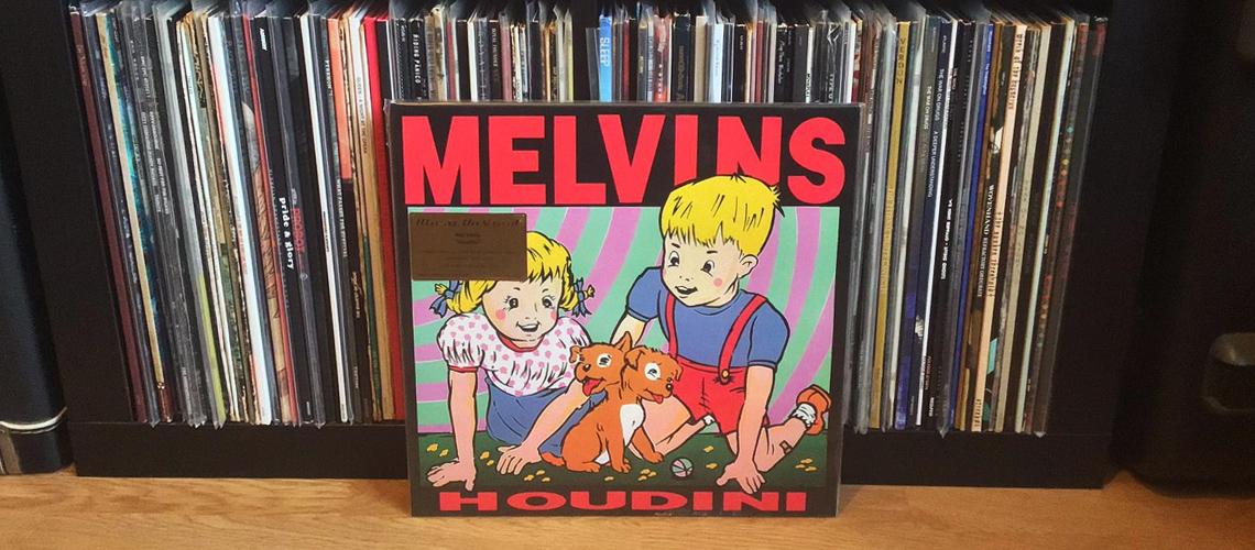 "#SupportYourLocalRecordStore | Melvins, ""Houdini"" [Bunker Store]"