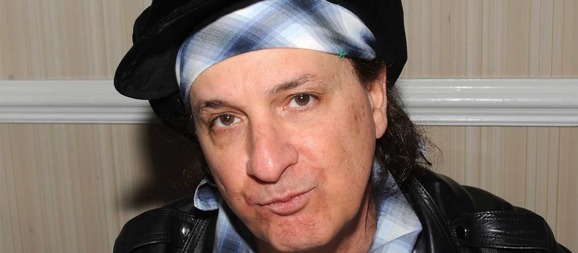 R.I.P. Sylvain Sylvain [New York Dolls]