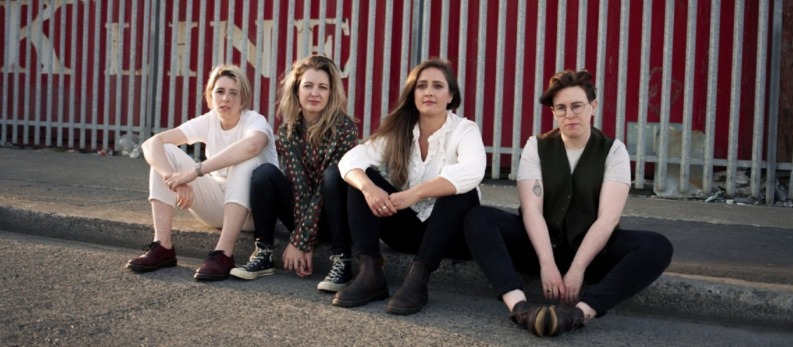 Pillow Queens, Dos Moshpits de Dublin Para o Mundo [Streaming]