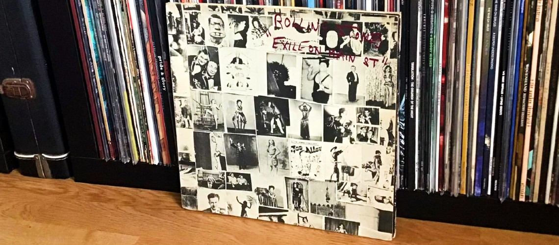 "#SupportYourLocalRecordStore | The Rolling Stones, Exile On Main St"" [A Record a Day]"