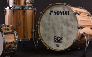 sonor drums glamour shot