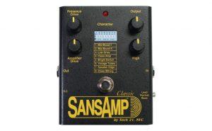 Tech 21 Ressuscita SansAmp
