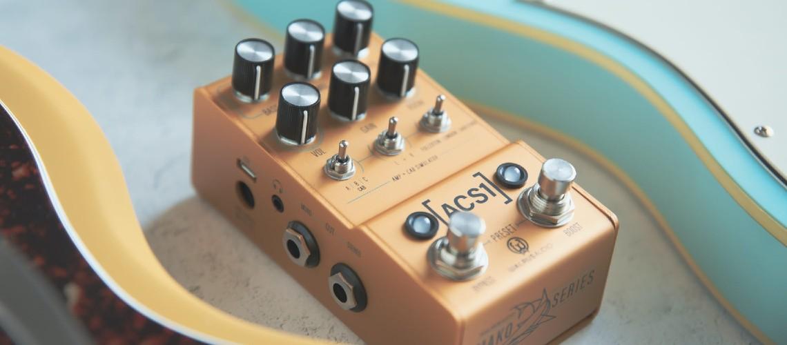 ACS1: Amplificador e Simulador de Coluna
