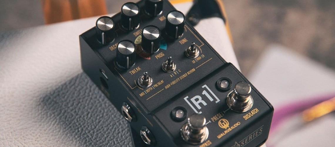Mako R1: Reverb Stereo de Alta Fidelidade
