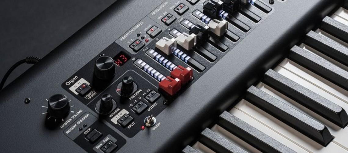 Yamaha YC73 E YC88