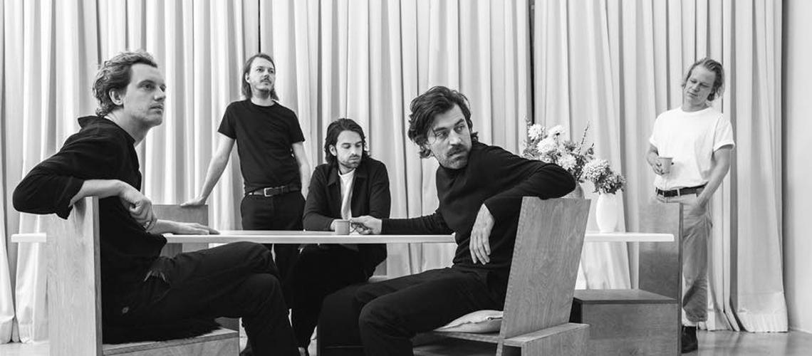 """Balthazar Com Dois Concertos Em Portugal Para Apresentar Novo Álbum """"Sand"""""""