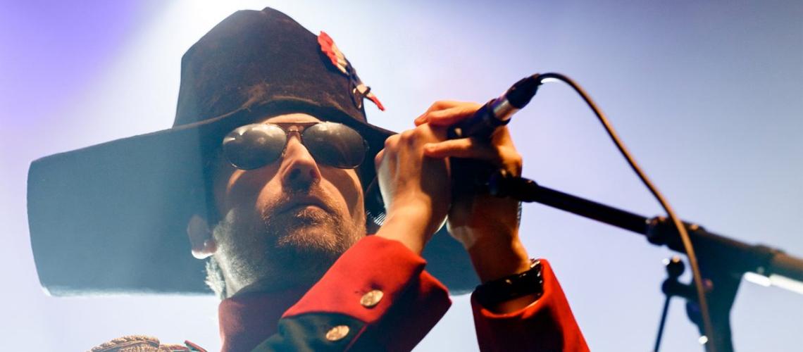 Divine Comedy Ao Vivo No Festival Folies Bergère Na RTP2