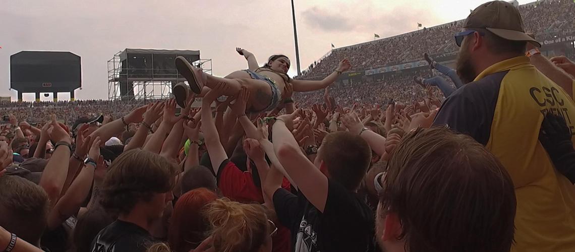 Metallica, Guns N' Roses, Korn, RATM E Rob Zombie Juntos Em Documentário Sobre Hard-Rock