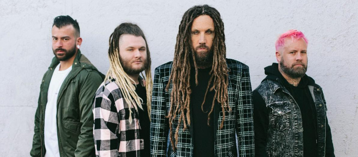 Love And Death: Projecto De Brian 'Head' Welch Tem Música Nova